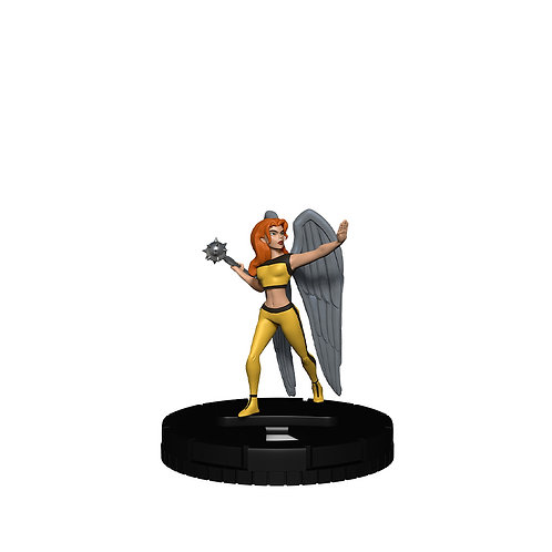 Hawkgirl 045 rare - Justice League Unlimited