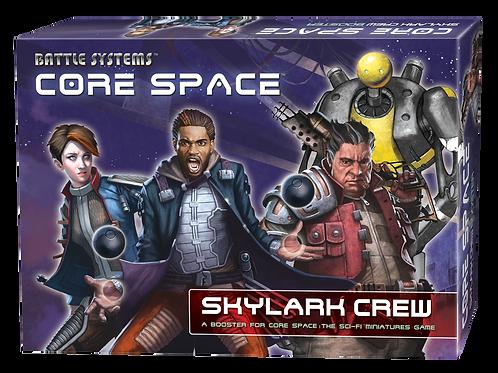 Skylark Crew - Core Space - Battle Systems