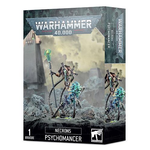 Psychomancer - Necrons