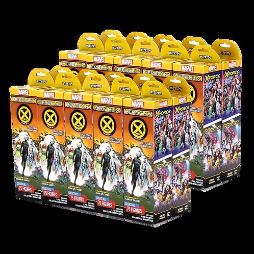 Marvel Heroclix X-Men House of X - Caisse de 2 briques