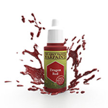 Dragon Red - Acrylic Warpaints - The Army Painter