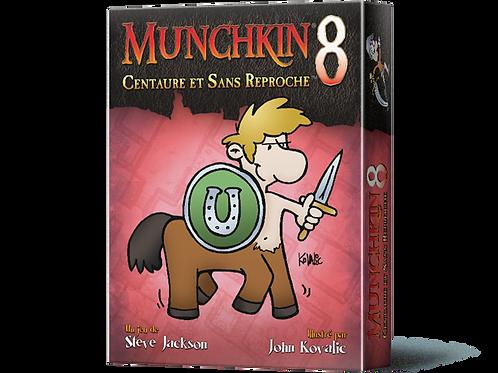 Munchkin 8 - Centaure et Sans Reproche (FR)