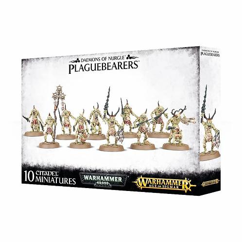 Plaguebearers - Daemons of Nurgle