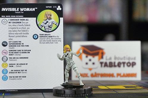019 Invisible Woman - Fantastic Four Future Foundation