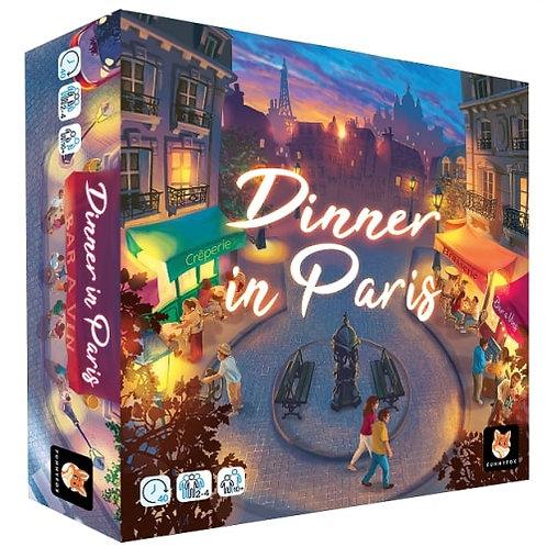 Dinner in Paris - FR