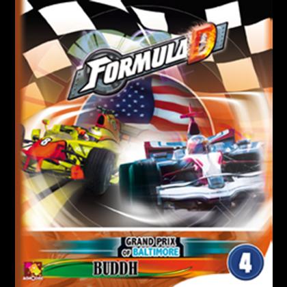 Formula D - extension 4 - Grand Prix of Baltimore / Buddh (Multilingue)