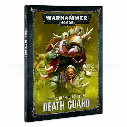 Codex: Death Guard (ENG)