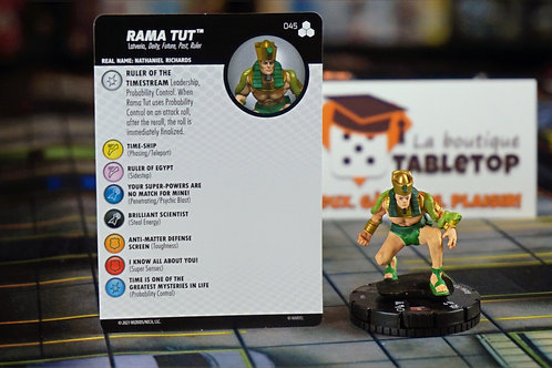 045 Rama Tut - Fantastic Four Future Foundation