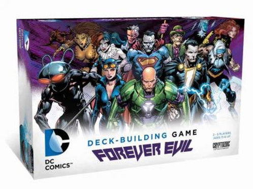DC Comics Deck-Building Game - Forever Evil