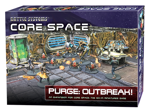 Purge: Outbreak! - Core Space - Battle Systems