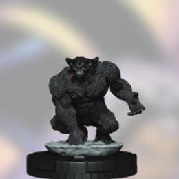 Dark Beast 047b (prime) Heroclix - X-Men: Rise and Fall