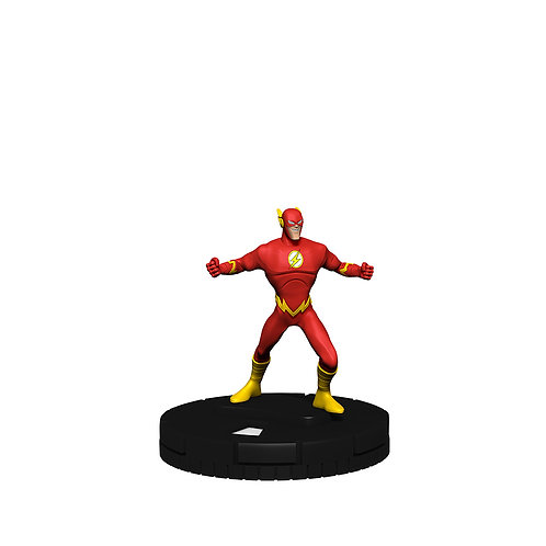 The Flash 020 uncommon - Justice League Unlimited