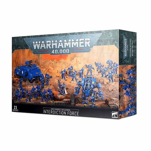 Space Marines: Battle Force - Interdiction Force