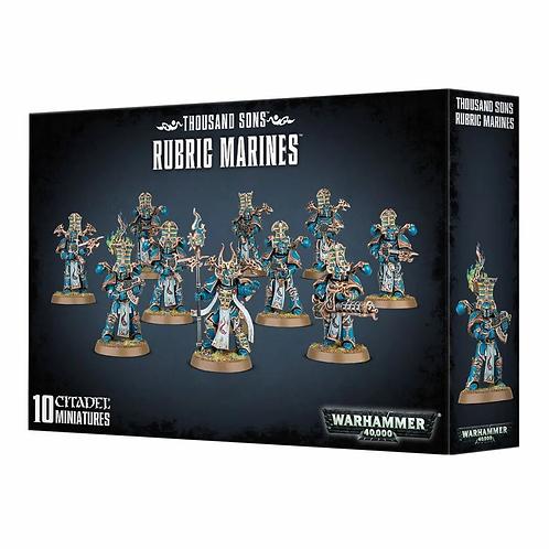 Rubric Marines - Thousand Sons - Warhammer 40,000