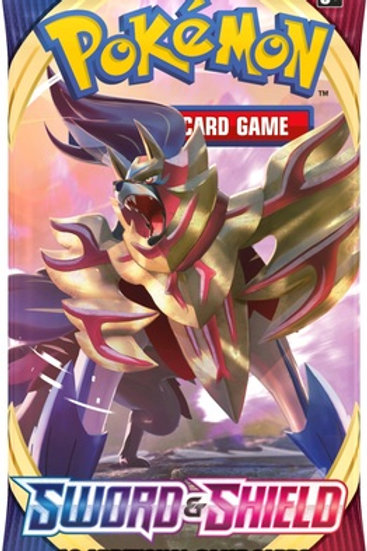 Sword & Shield Booster Pack (10 cartes) - Pokemon TCG