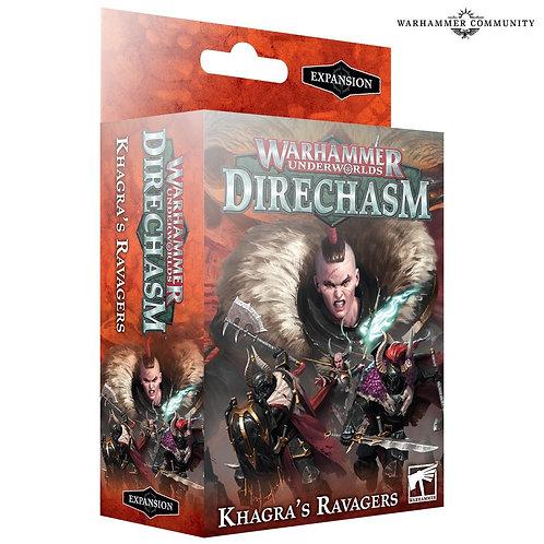 Khagra's Ravagers - Warhammer Underworlds, Beastrgrave