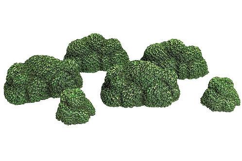 Bushes - Verdant Green - Monster Scenery