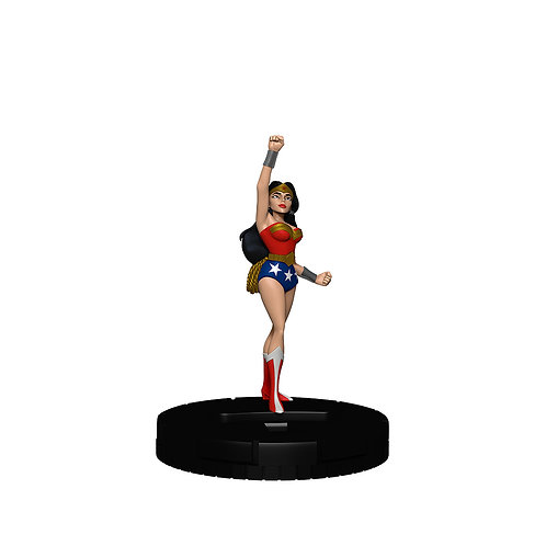 Wonder Woman 009 common - Justice League Unlimited