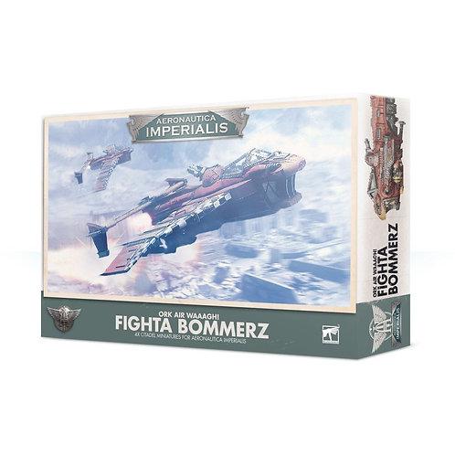 Fighta Bommerz - Ork Air Waaagh! - Aeronautica Imperialis