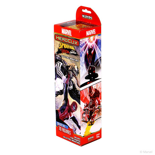 Marvel Heroclix Spider-Man and Venom: Absolute Carnage  - Booster