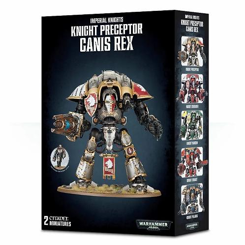 Knight Preceptor Canis Rex - Imperial Knights - Warhammer 40,000
