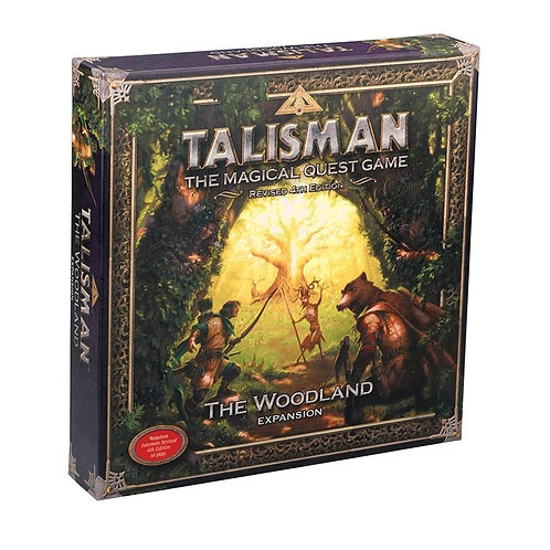 Tasliman: The Woodland