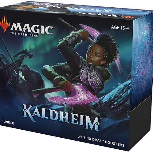 Kaldheim Bundle - Magic: The Gathering