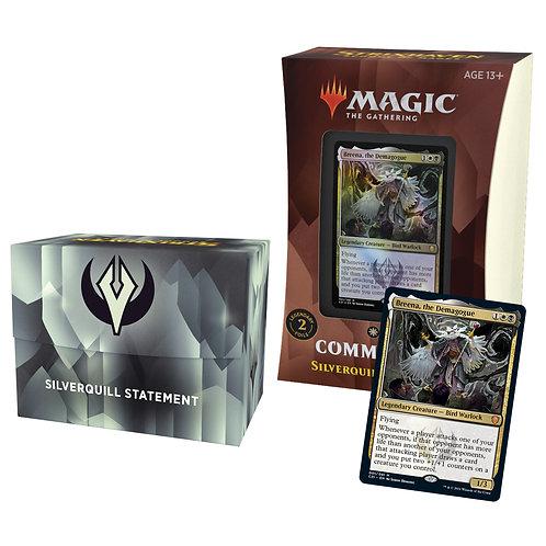 Strixhaven: School of Mages Commander Silverquil Statement - MTG