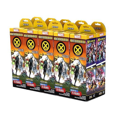 Marvel Heroclix X-Men House of X - brique de 10 boosters