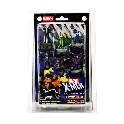 Fast Forces Heroclix - X-Men: Rise and Fall
