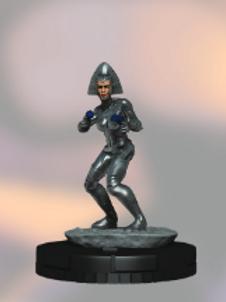 Lilandra Neramani 035 Heroclix - X-Men: Rise and Fall