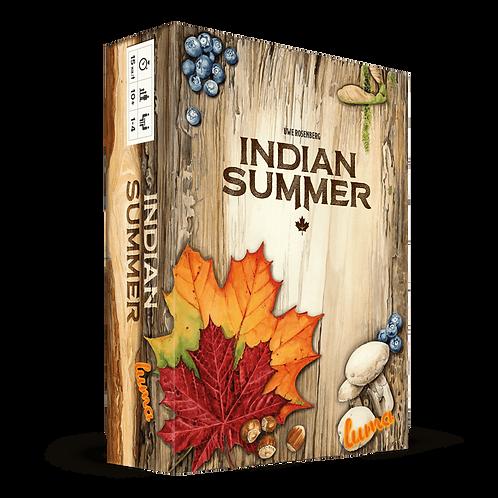 Indian Summer (édition bilingue)