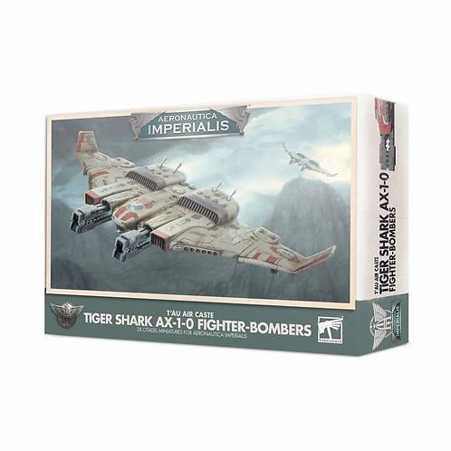 Tiger Shark AX 1-0 Fighter-Bombers - T'au Air Caste - Aeronautica Imperialis