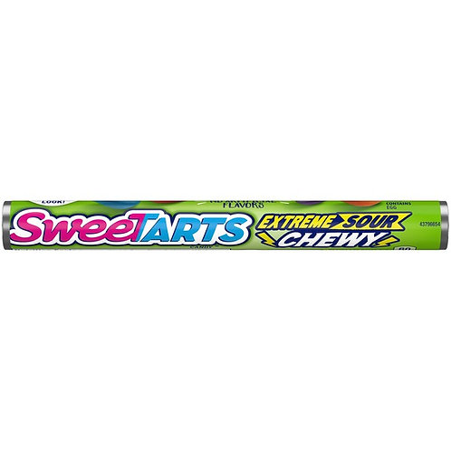 Bonbons: Sweet Tarts Extreme Sour Chewy