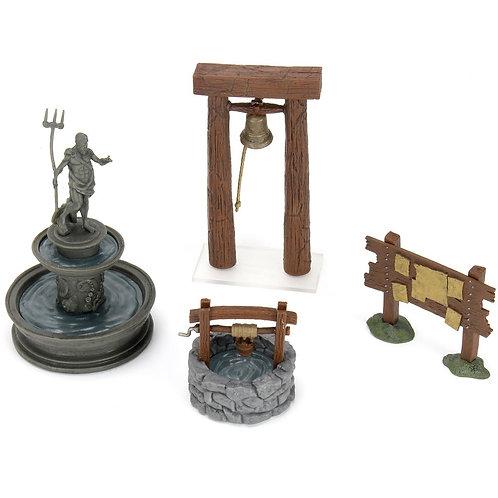Warlock Dungeon Tiles: Marketplace
