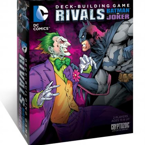 DC Comics Deck-Building Game - Rivals