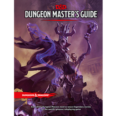 Dungeon Master's Guide (ENG)