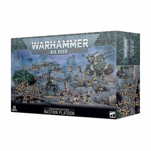 Astra Militarum: Battle Force - Bastion Platoon Battle