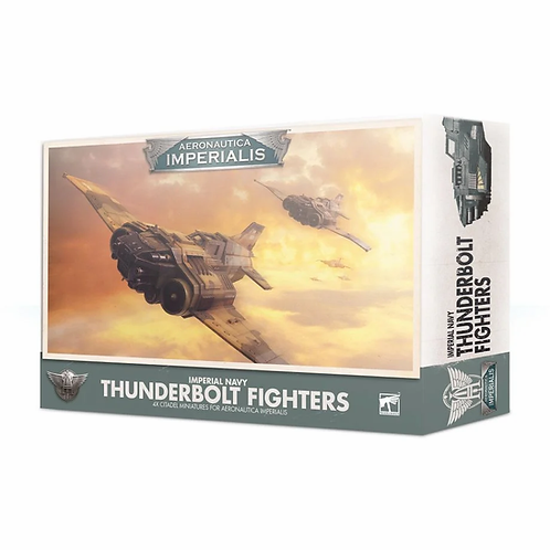 Thunderbolt Fighters - Imperial Navy - Aeronautica Imperialis