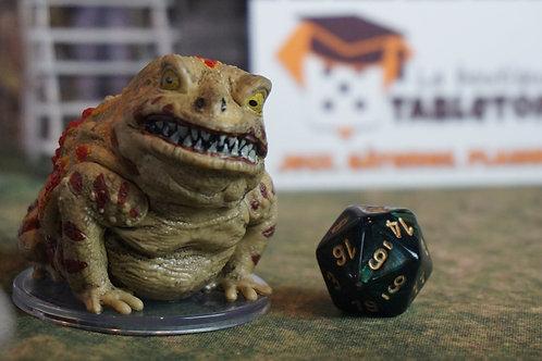 Giant Toad (Uncommon 31) - Darklands Rising - PF Battles