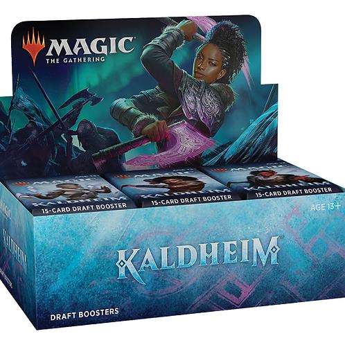 Kaldheim - Boîte de 36 Draft Boosters - Magic: The Gathering