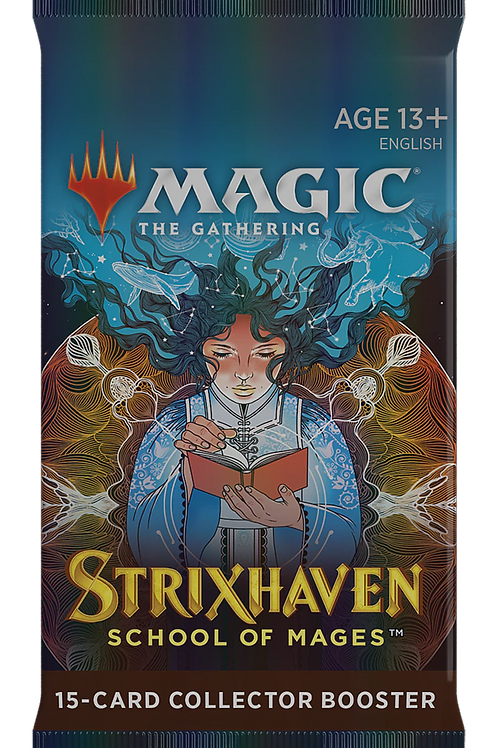 Strixhaven: School of Mages Collector Booster - MTG