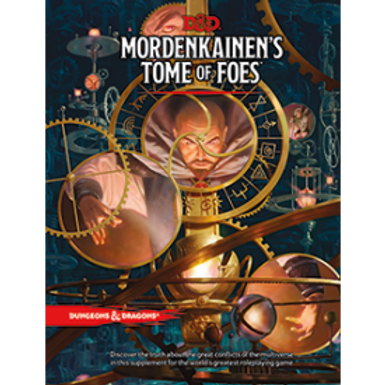 Mordenkainen's Tome of Foes (ENG)