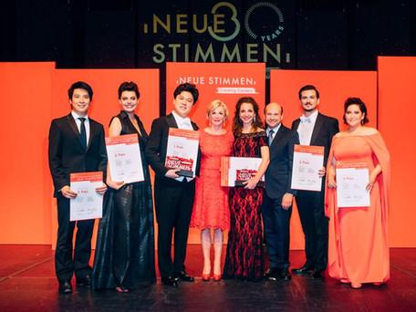 Neue Stimmen International Competition