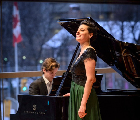 Canadian Opera Company Quilico Awards