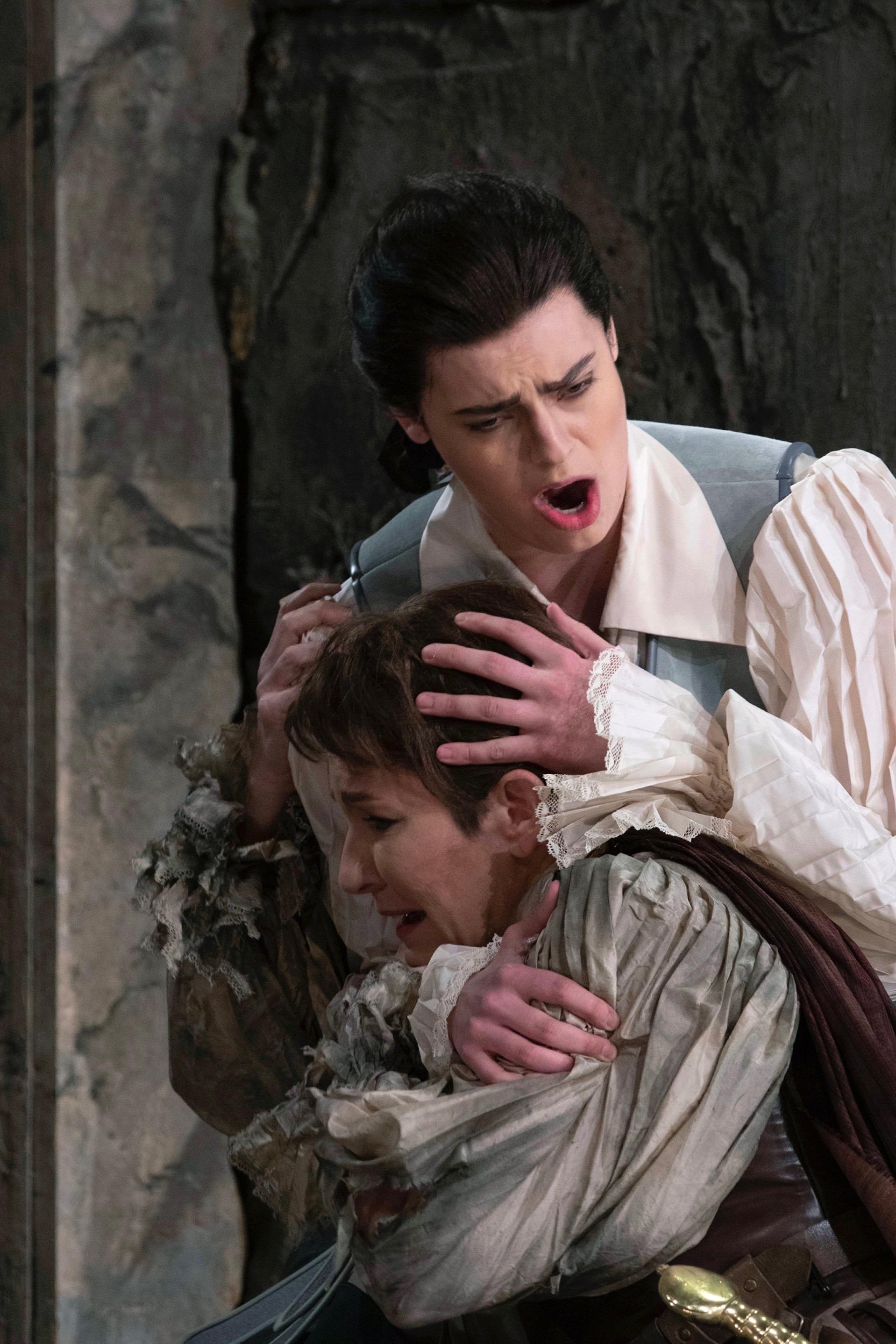 La clemenza di Tito, Met Opera