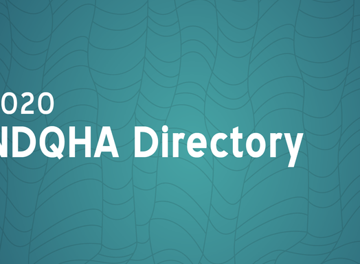 2020 NDQHA Directory Information