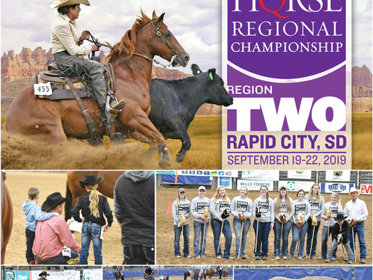 Region 2 - Sept. 19-22  | Rapid City, SD