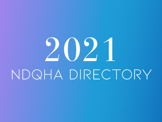 2021 NDQHA Directory Information