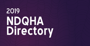 2019 NDQHA Directory Information